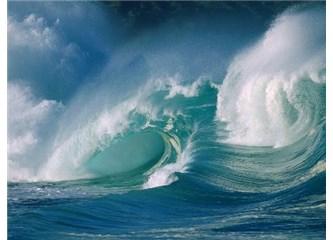 Okyanusta damla olmak