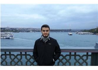 Nişantaşı Üniversitesi Sosyal Hizmet bölümü öğrencisi Furkan Tuncel ile...