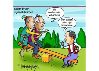 Bazı çevreler yanlış fikirlerini AKP karşıtlığıyla soslayıp bize yediriyor olabilirler