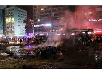 Ankara saldırısı ve ölüm üzerine