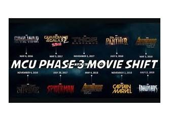 Marvel Faz 3 ve DcComics yeniden doğuş