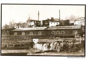 Sümerbank Bünyan Yünlü Mensucat Fabrikası (Türkiye'nin ilk özel kuruluşu)