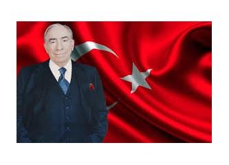 Hepiniz birer Türk bayrağısınız