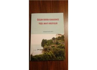 Bir kitap tanıtımı/ Özlem Benim Karadeniz- Yeşil Mavi Hikayeler