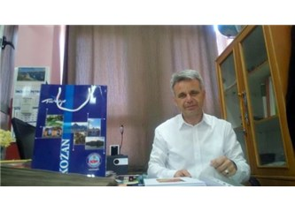 Türker Manga ayın öğretmeni: Muhteşem ülkemi tanıtmama izin ver!