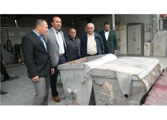 Başkan Alemdar Öztürk dış birimleri ziyaret etti