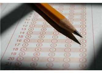 Sınav her şey mi?