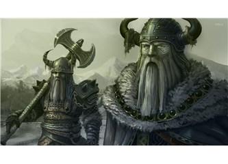 Cesaretin Kılıcı: Vikingler