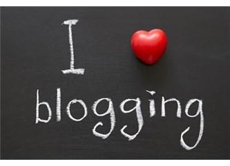 Blogçuluk...