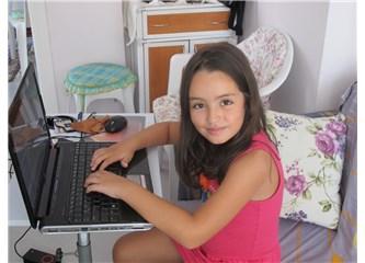 En genç blog yazarımız....