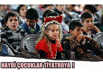 Tiyatronun çocuk eğitimindeki yeri