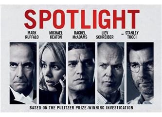 """""""Spotlight"""" ve partiler üstü """"taciz"""""""