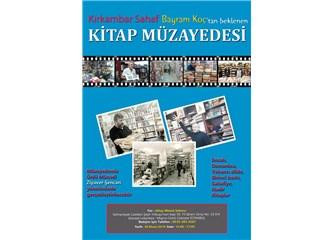 30 Nisan 2016, Cumartesi Bayram Koç & Ziyaver Şencan nadir, ilk baskı, imzalı kitaplar müzayedesi