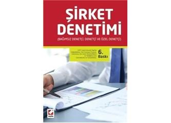 Şirket Denetimi Kitabı