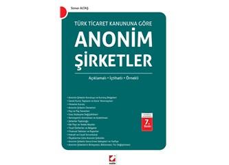 Anonim Şirketler Kitabı
