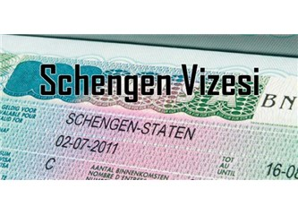 AB Türklere vizeyi Şengen'de para harcasınlar diye veriyor