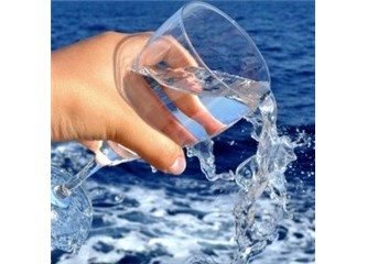 Su hayattır.
