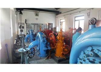 Türkiye'nin ilk özel şirketi tarafından kurulan Bünyan Hidroelektrik Santrali