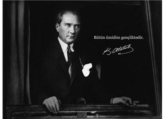 Ben bir Türk Genciyim ve benim adım Osman Genç
