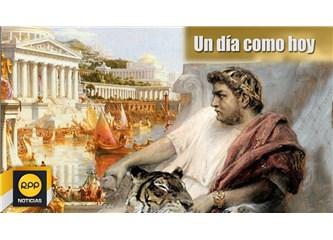Neron Roma'yı neden yaktı?