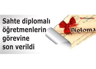 Sahte diploma