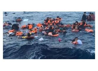 Son iki yılda kaç bin göçmen Akdeniz'de boğuldu?