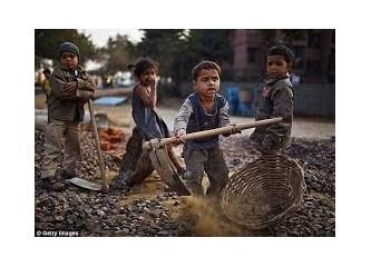 Çocuk işçiliğinde utanılacak tablo…