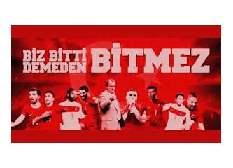 Türk Milli Takımı Avrupa Şapiyonasına iyi Başlamadı