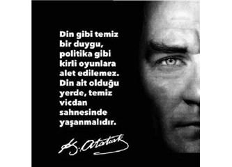 Atatürk'ü ve Atatürk, Allah ve din ile aldatanları anlamak // Türk fırtınası