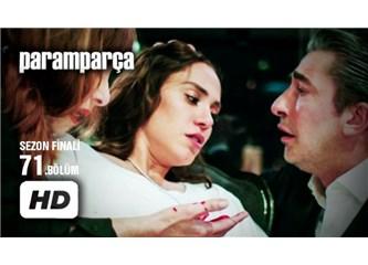 Paramparça'nın sezon finalinde Gürpınar ailesi gerçekten paramparça oldu!