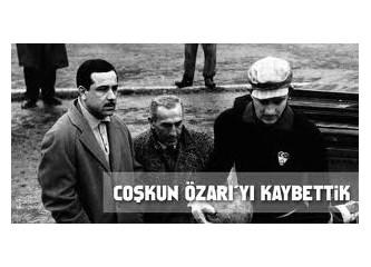 Türk Futbolu'nun unutulmazlarından Coşkun Özarı abiye saygı ile