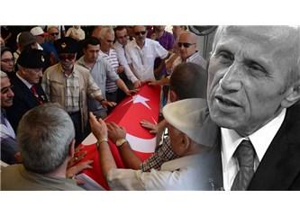 Prof. Dr. Yaşar Nuri Öztürk' ü halk uğurladı…