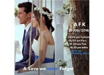 Feriha & Emir aşkı / Feriha Sarrafoğlu'nun 4. Ölüm Yıldönümü!