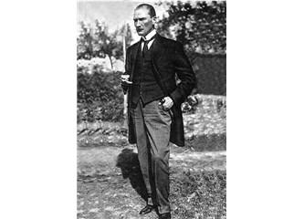 İlk Aşkım Atatürk'ün şıklığı