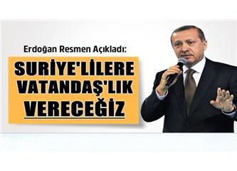 Türk vatandaşı olacak Suriyelileri neler bekliyor?