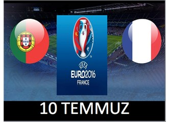 Portekiz ilk, Fransa 3. kez 'şeref'e diyecek mi?