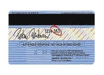 Kredi kartında güvenlik tuzağı