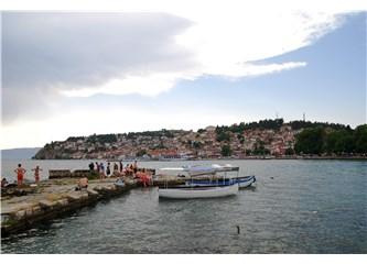 Ohrid görülmeye değer şehir