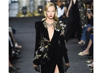 İhtişamın ve zarafetin bir arada sunulduğu Elie Saab Couture Koleksiyonu