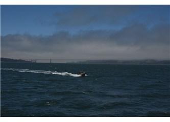 Golden Gate köprüsü/Sanfransisko-Amerika