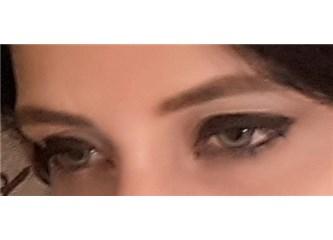 Gözlerin sözleri…