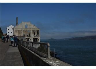 Alcadraz Hapishanesi San Fransisko Adası / Amerika
