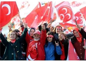 Yenikapı'dan demokrasi çıkmaz