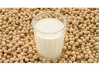 Soya sütü modası