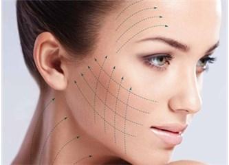 Ameliyatsız yüz germe uygulamaları