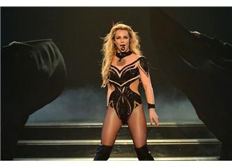 Britney'den lokum gibi pop
