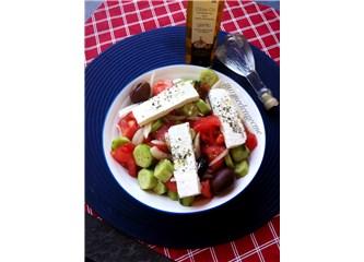Greek Salad (Yunan Salata)