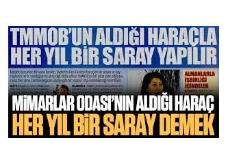 """Mimarlar Odası, Yavuz Sultan Selim köprüsünün açılışına neden """"cinayet"""" diyor?"""