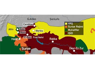 """ABD, Türkiye'yi oyalıyor...Sınırlı bir """"güvenlikli bölge"""" ile ağzına bir parmak bal çalıyor..."""