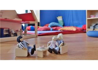 Oyun terapi ve çocuk